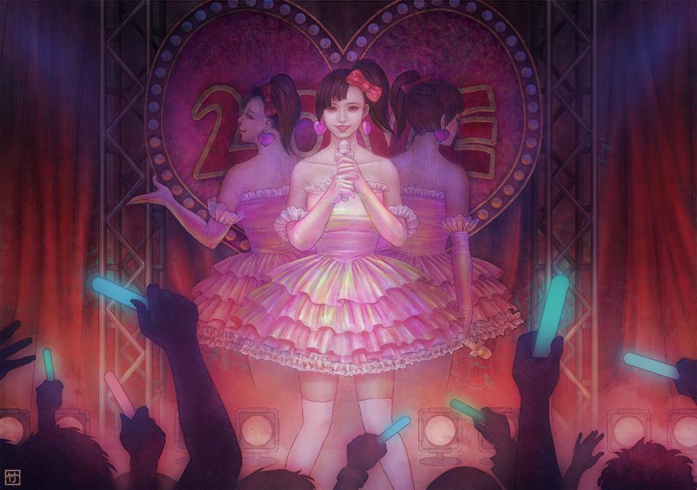 Idol by TaKe-bamboo