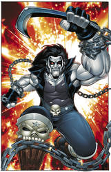 Here comes Lobo by ColorDojo