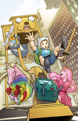 It's Adventure Time in Slumberland!!