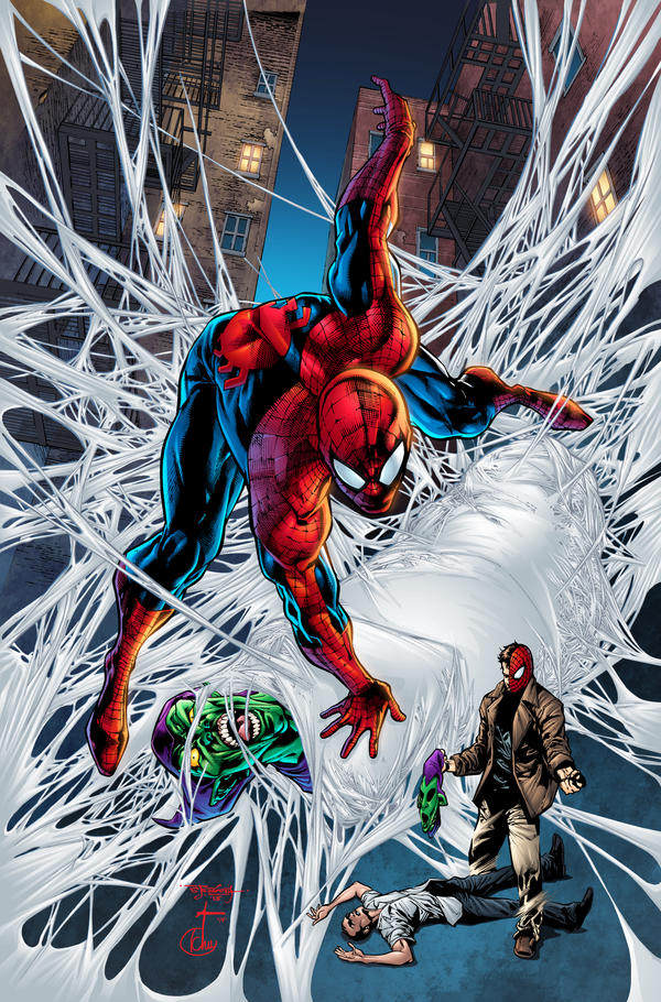 The Web of Spider-Man