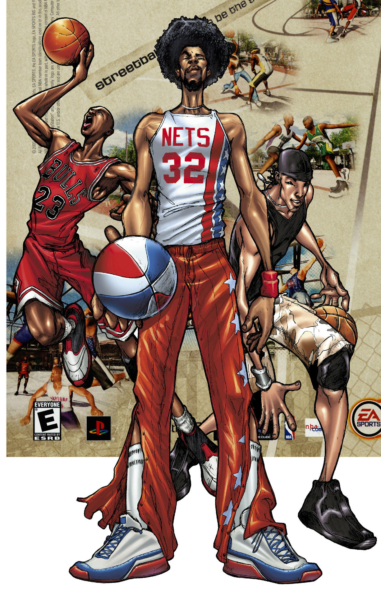 NBA Street Vol2 by ColorDojo