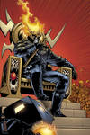 Cover to Ghost Rider 94