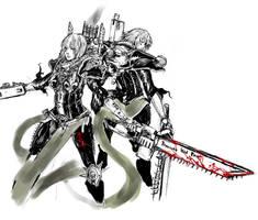 Sisters of battle paintchat