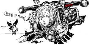 paintchat sisters of battle 2
