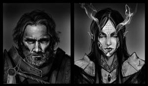 40k portraits part 1