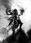 COMMISSION - Death Knight Argon