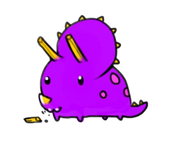 fryceratops by muju