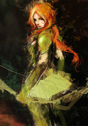Windrunner by muju