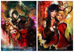 Analogue a hate story deluxe edition posters