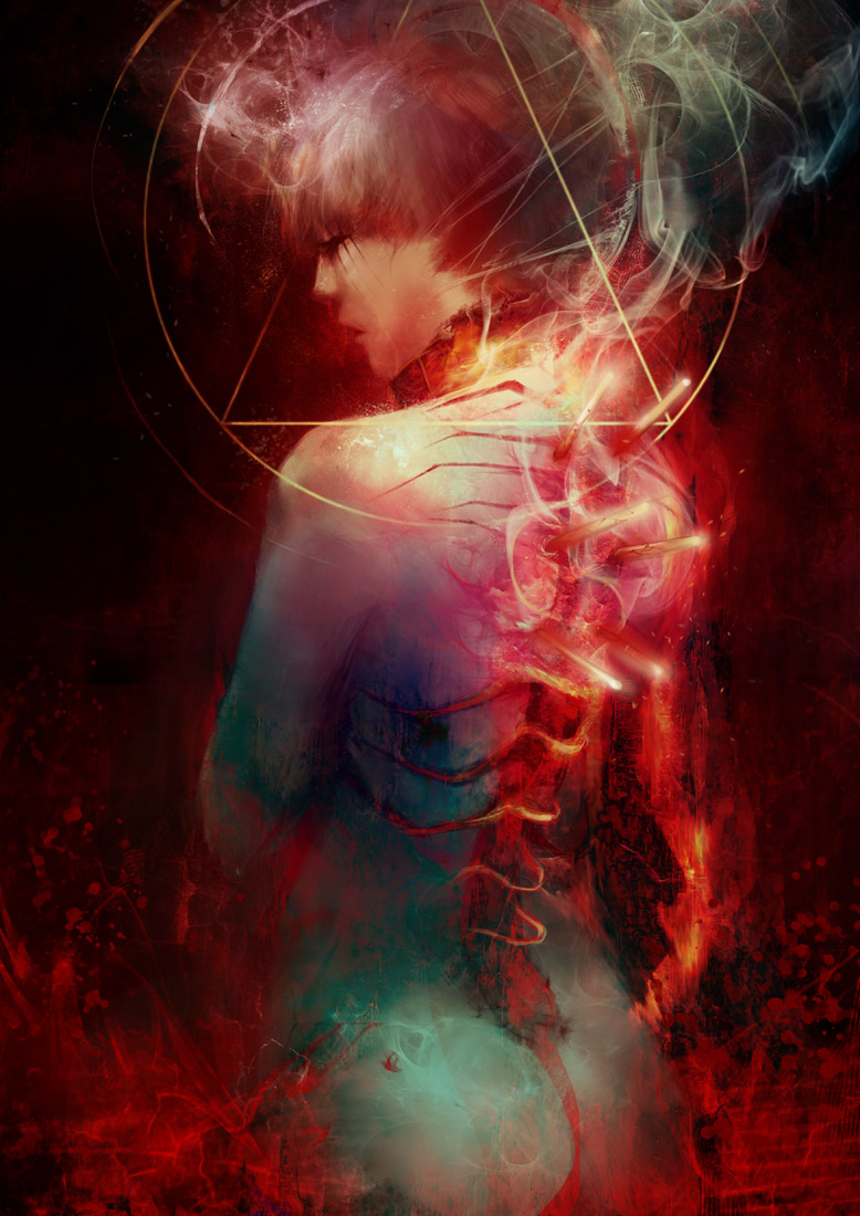 Saint Of Sinners by muju