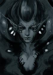 Andariel - Maiden of Anguish sketch by muju