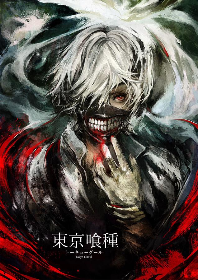 Tokyo Ghoul by muju