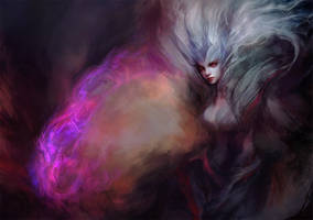 Patreon Core Reward - Vengeful Spirit