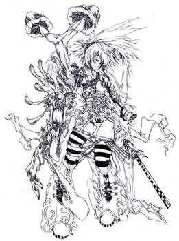 Wonderland: Alice