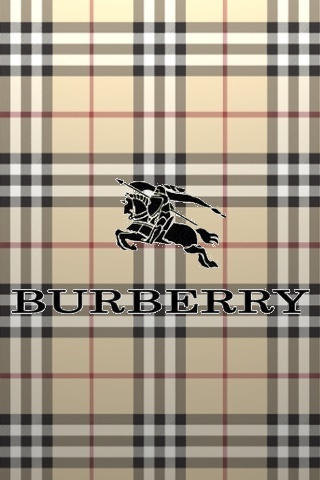 Burberry iPhone Wallpaper by Yodi on
