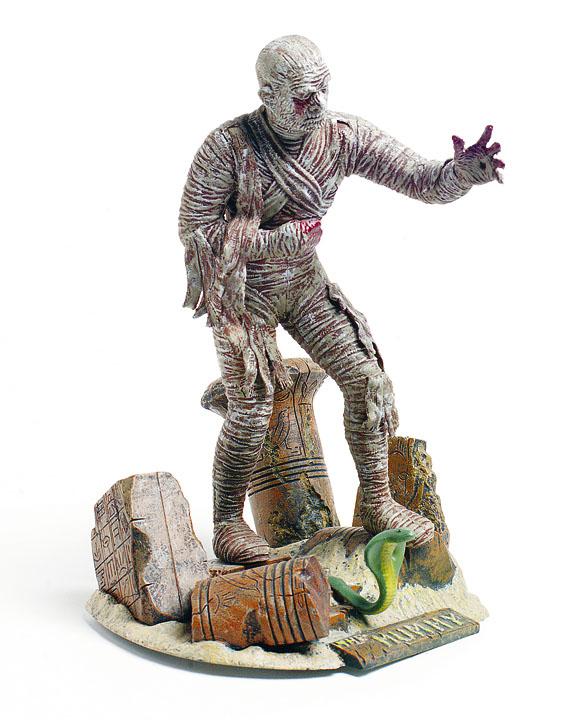 Aurora Mummy Model Kit By El Jay In Da House ...