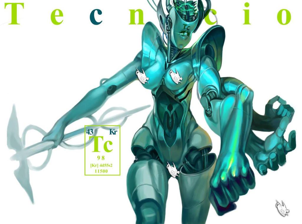 Tecnecio by Genshi-Studio