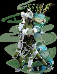 Otakon 2013 Cosplay: Shiek by Dark-Phoenix-452