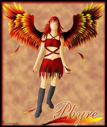 Phyre Reborn....Yet Again by Dark-Phoenix-452