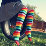 Swinging Rainbow