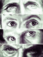 Old Eyes by andycwhite
