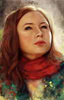 The Story of Amelia Pond by andycwhite