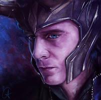 Loki by andycwhite