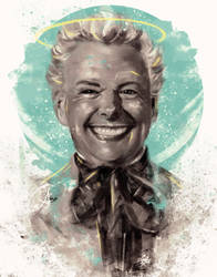 Aziraphale (and his gavotte face xD)