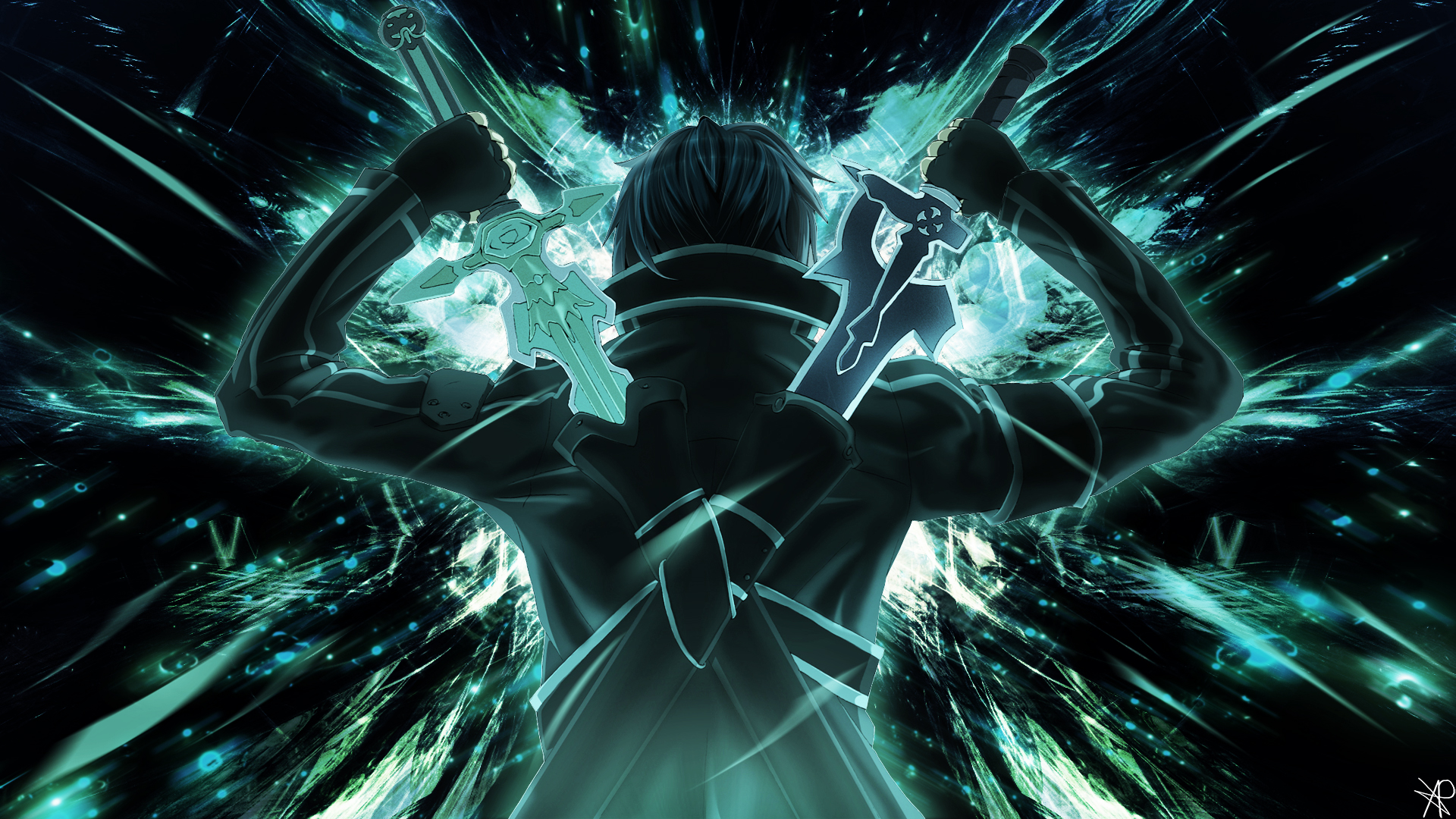 Sword Art Online Background: Wallpaper-SAO-03 By Andalexx On DeviantArt