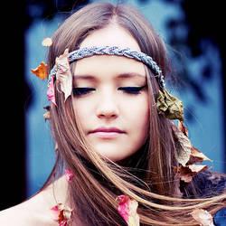 Alisa in Autumn by Katarinka