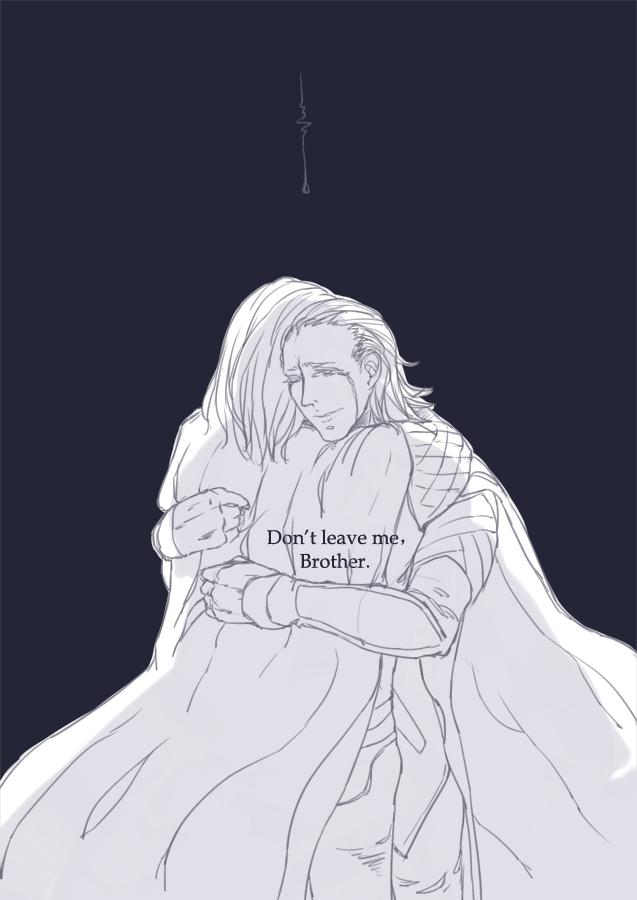A Hug by MR-Shepherd