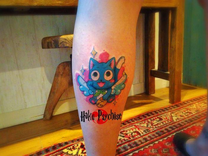 74f24df0f2b7d Fairy Tail tattoo by Haku-Psychose on DeviantArt
