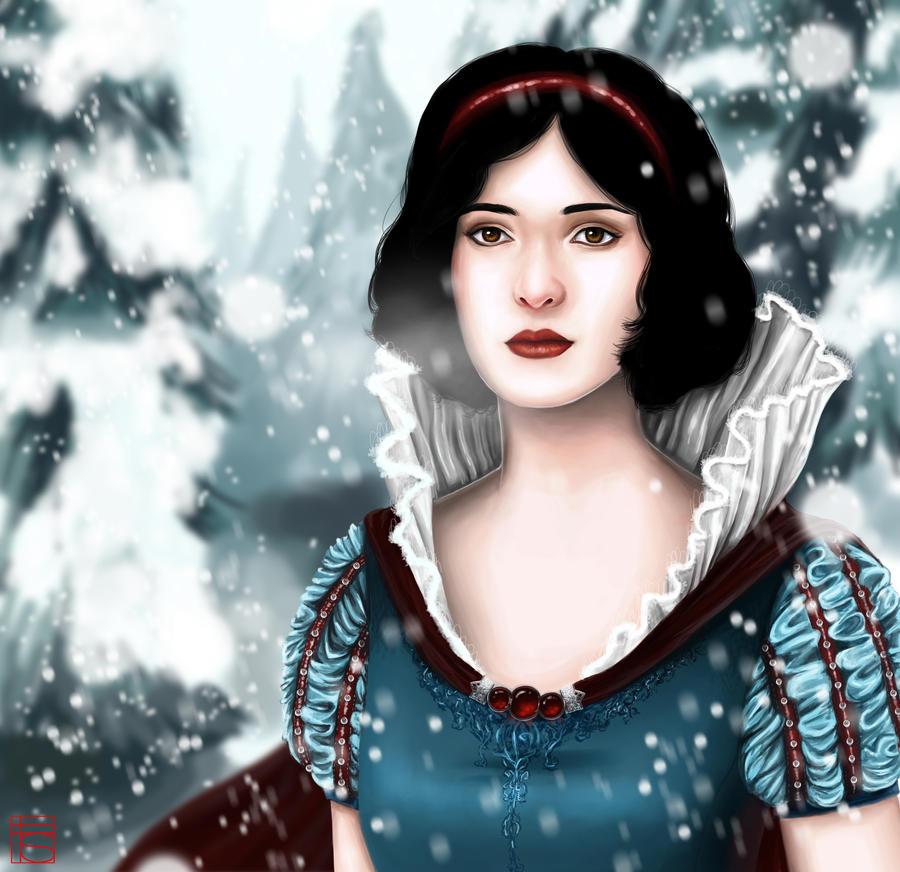 Snow White by FloorSteinz