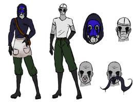 Eyeless Jack Redesign by KingdomWielders