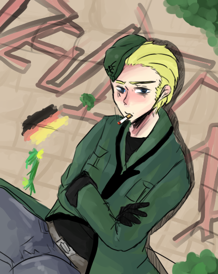 APH :: Addiction by PikaIsCool