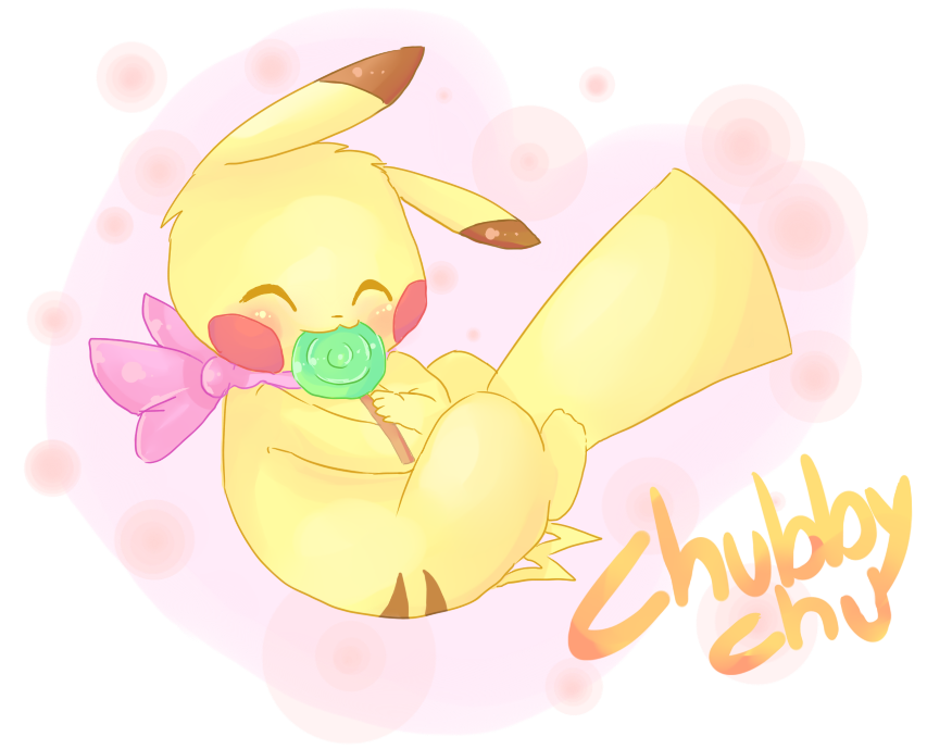 Chubbychu :: The Chubbychu Club by PikaIsCool