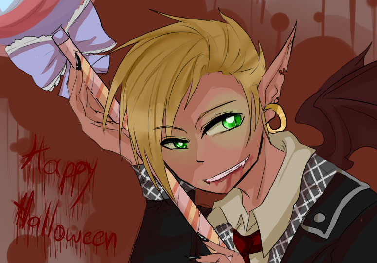 Happy Halloween :: Voxer by PikaIsCool