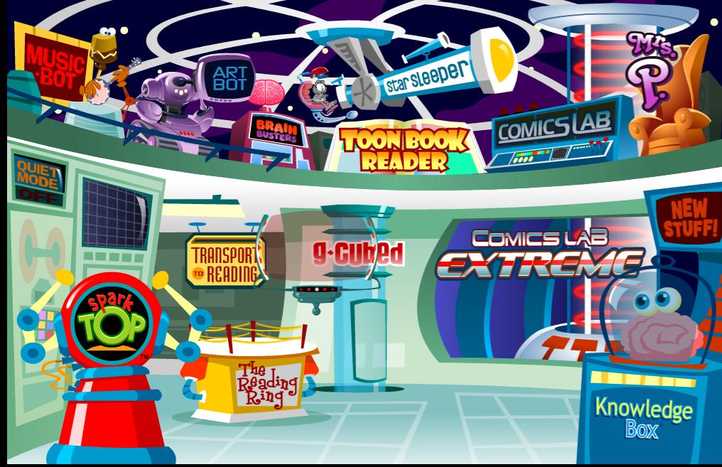 Professor Garfield's Lab (V2) by Adventurefilms29