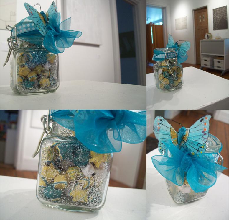 origami paper star jar by trishajessica on deviantart