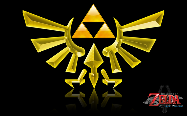 Triforce by 5995260108