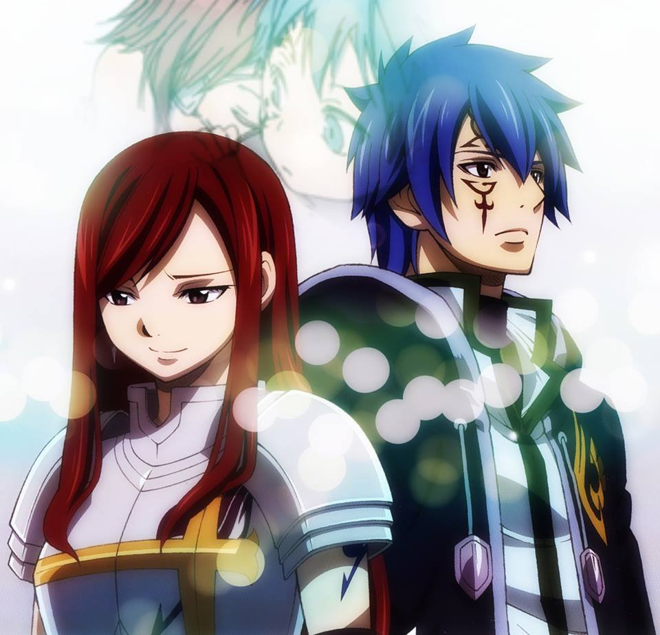 Fairy Tail: Erza and Jellal by shygoodangel on DeviantArt