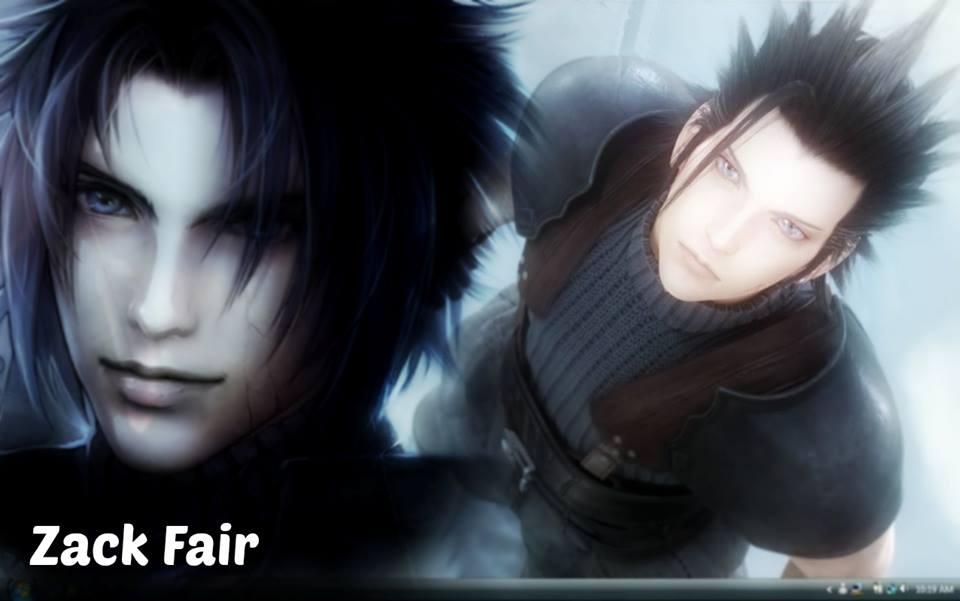 Final fantasy zack fair - photo#28