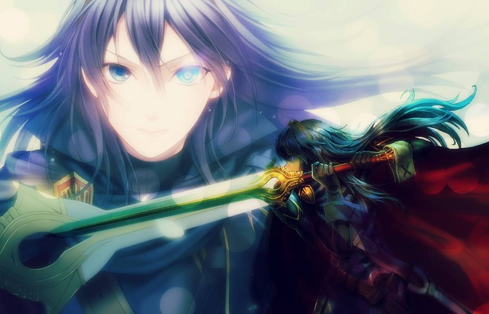 Lucina Fire Emblem Wallpaper Fire Emblem Lucina by