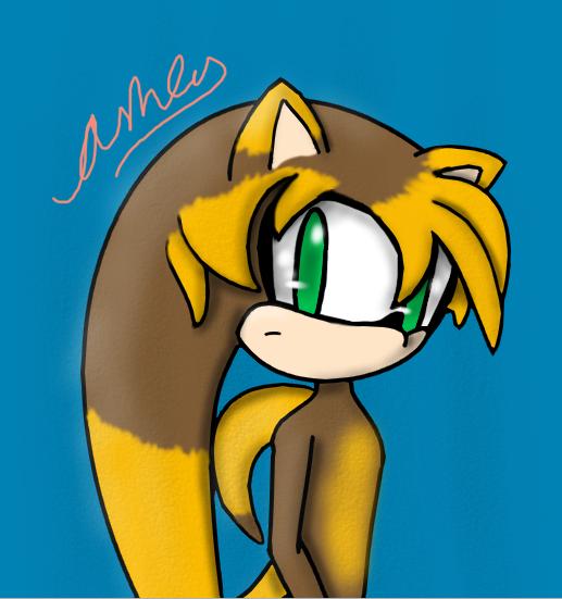 (Help Rename?) Chris the Hedgehog by Cool-Mojo-Sis