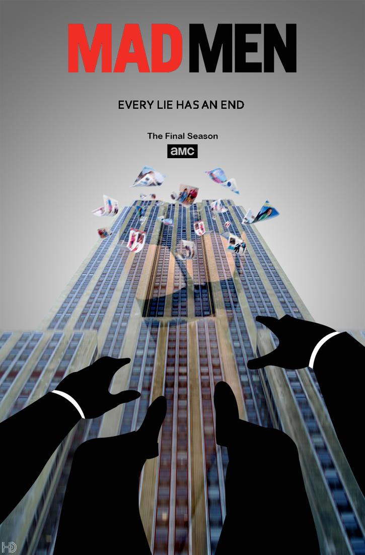 Mad Men Final Season Fan Poster by hessam-hd on DeviantArt
