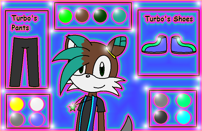 Turbo's new look and reference by SonicUS1000