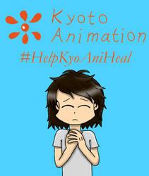 Help Kyoto Animation Heal