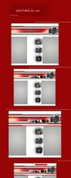 TUT WEB DESIGN by KalemGfx22