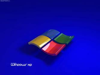 3D WINDOWS XP by KalemGfx22
