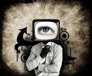 Eye Of T.V. by KalemGfx22